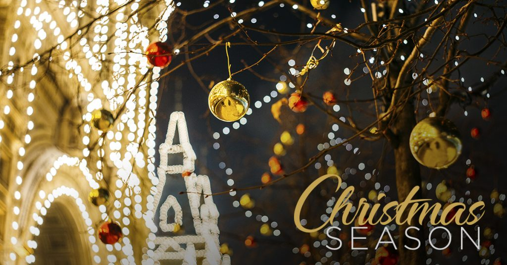 Our Top 5 Things To Do This Christmas Season