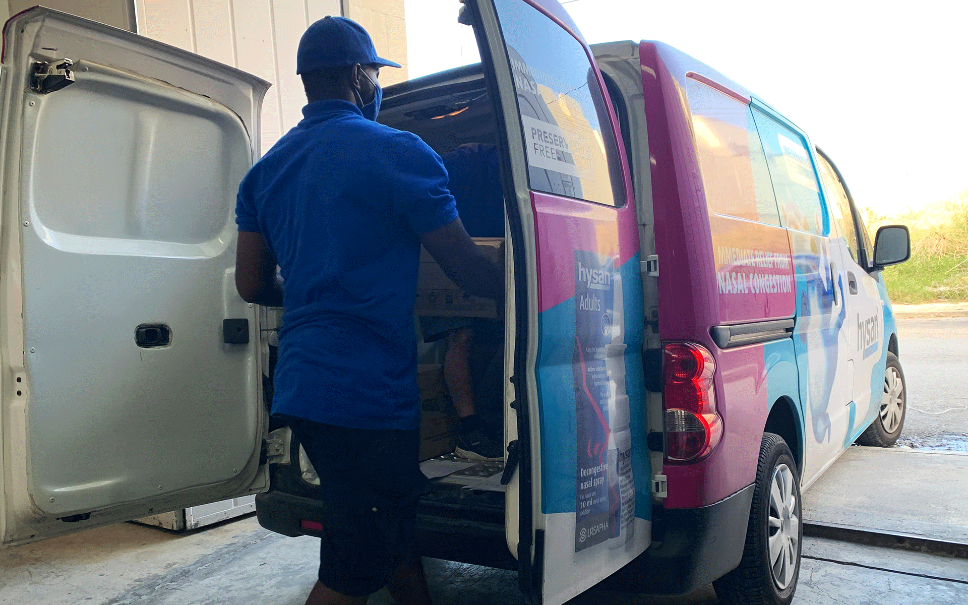 Prohealth Delivery Person Vacancy